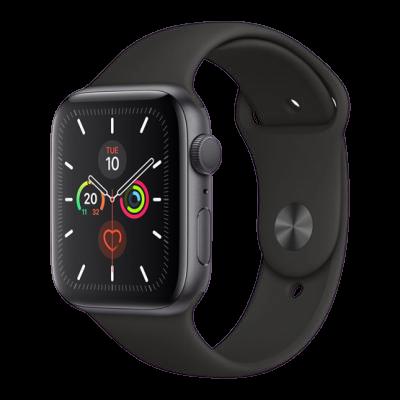 watch series 5 44mm aluminium gps only